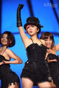 S.H.E. is the One World tour 2009 Hong Kong (19423 views)
