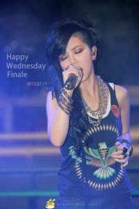 GEM鄧紫棋#Happy Wednesday Finale#@跑馬地20120711 (4201 views)